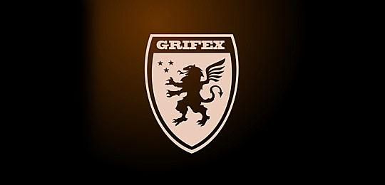 盾形logo设计