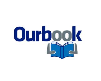 以书籍为元素的logo设计