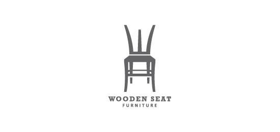 家具元素logo设计