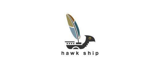 船元素logo设计