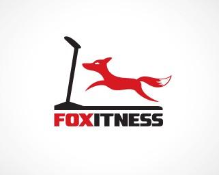 以狐狸为元素的标志设计