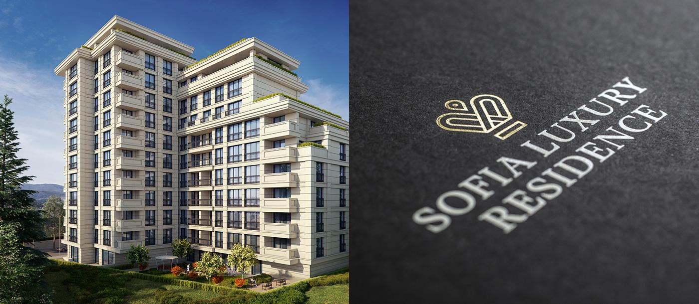 Sofia楼盘视觉形象设计