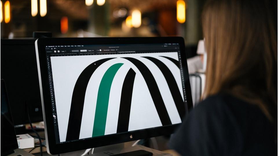 挪威国家铁路视觉形象设计