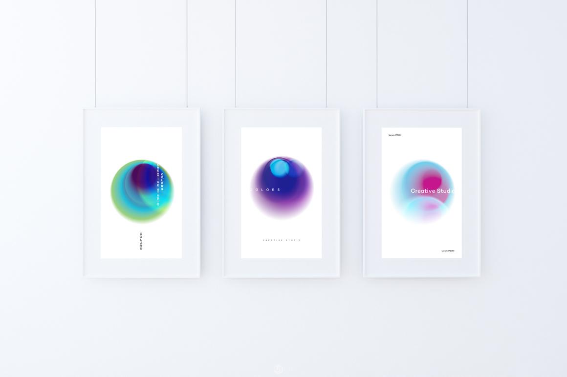 设计中的5大渐变趋势 如何有效地使用