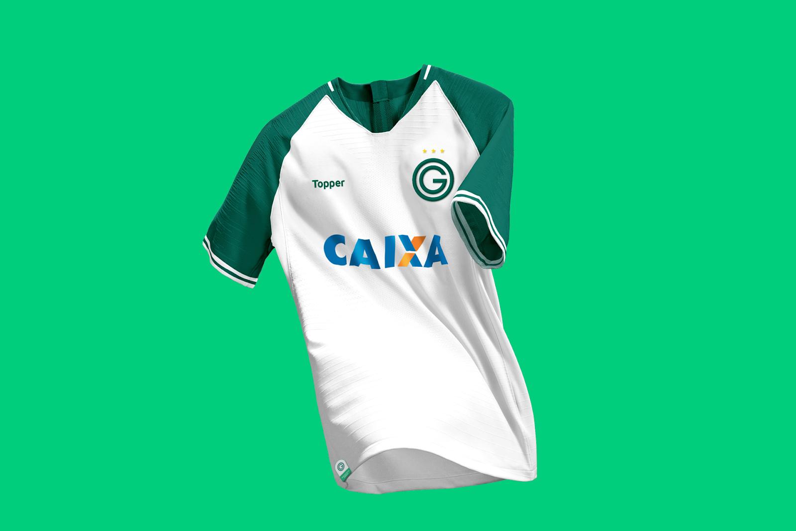巴西足球俱乐部Goias视觉形象设计