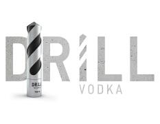 DRILL伏特加包装设计