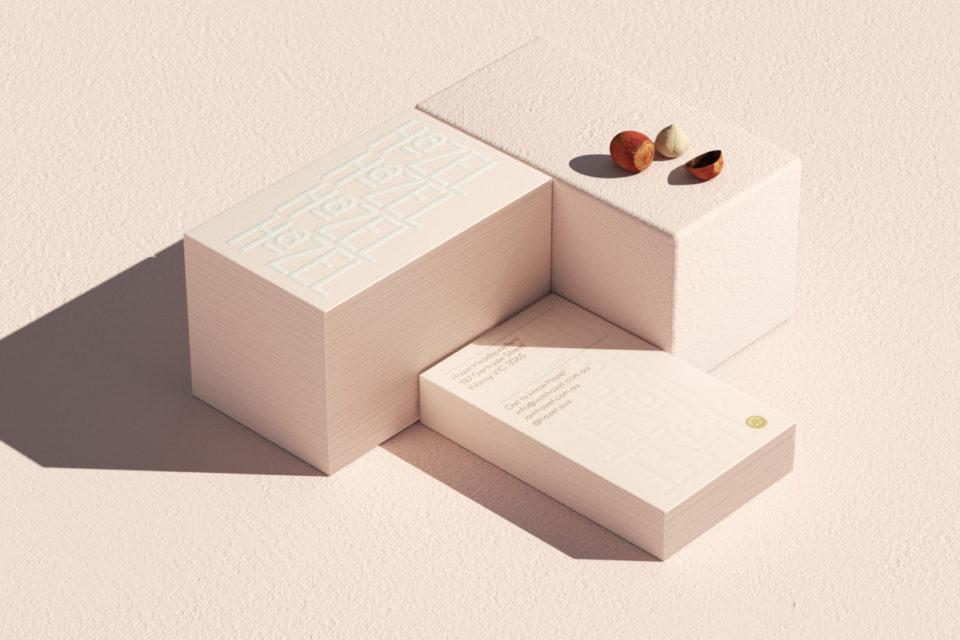 Hazel榛子牛奶品牌视觉设计