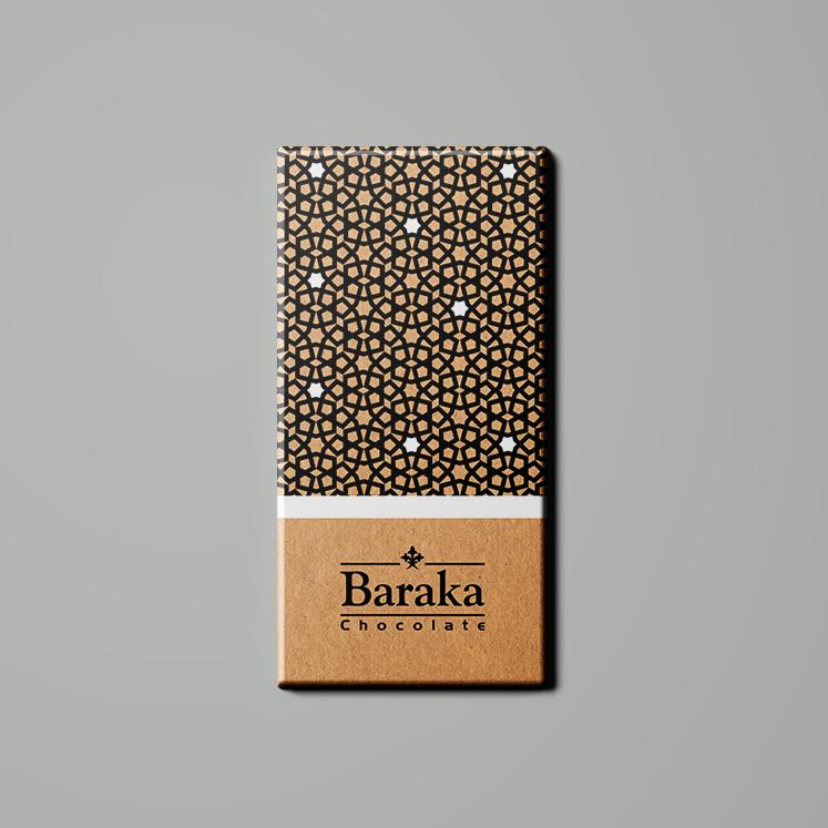 Baraka巧克力包装设计