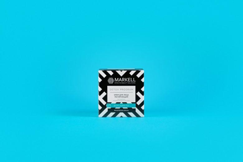 MARKELL护肤品包装设计