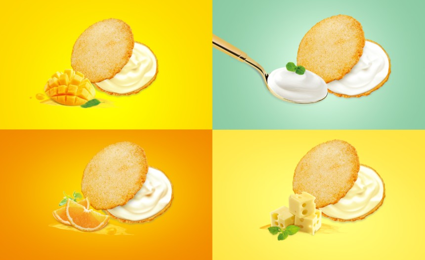 谷尚物语饼干包装设计