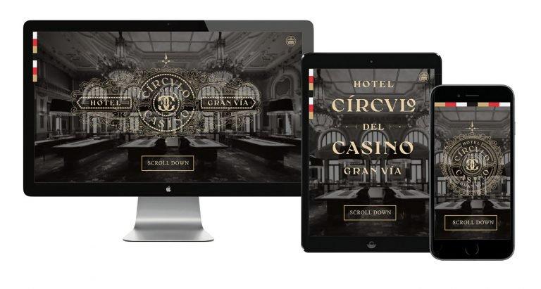 Hotel Círculo del Casino赌场和酒店品牌视觉设计
