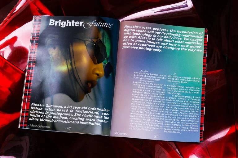 Emulsion杂志版式设计