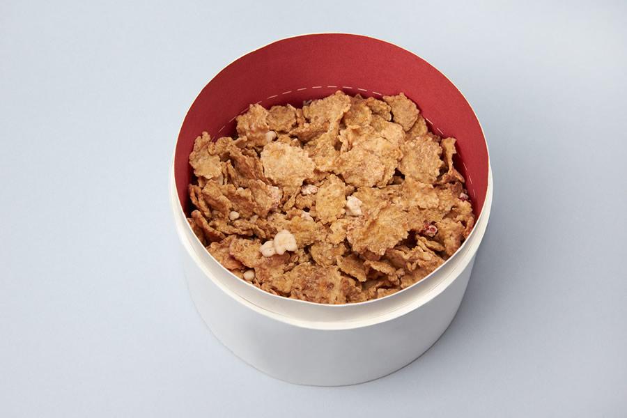 Kellog's麦片包装设计