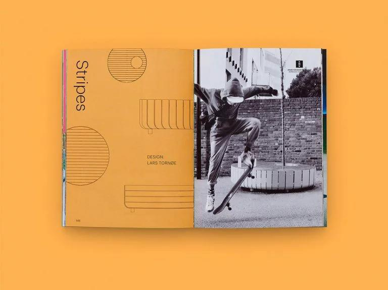 Vestre户外家具画册设计