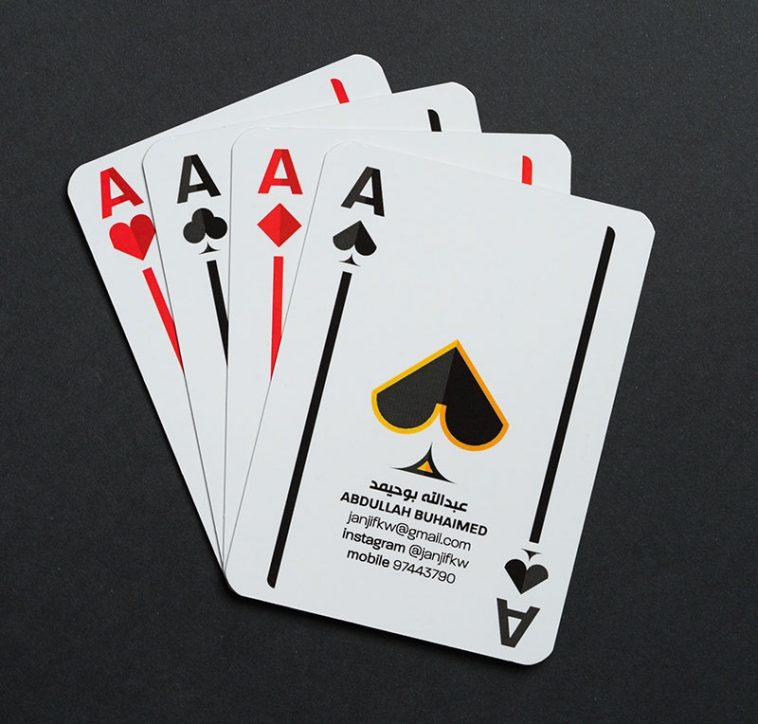 10款漂亮的扑克牌设计