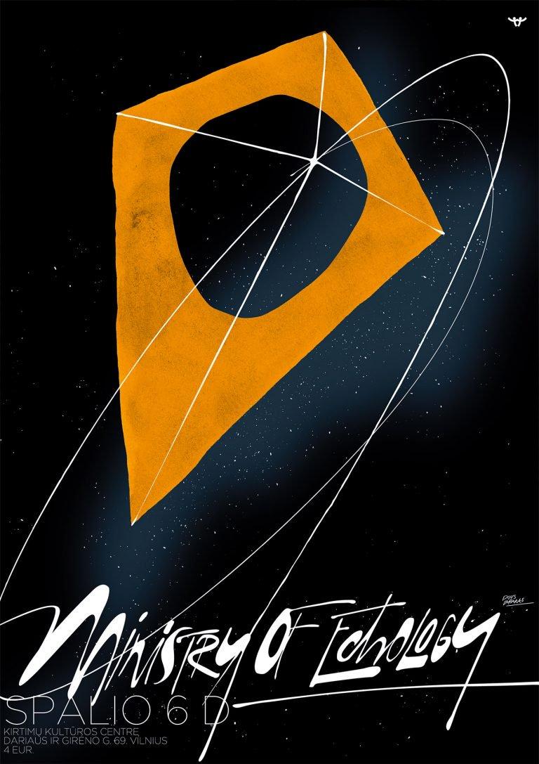 Pijus Burakas创意海报设计作品