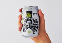 Hyde & Wilde精酿啤酒系列包装设计