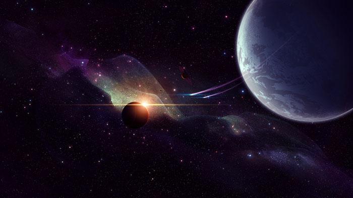 加拿大Tendril宇宙主题视觉设计