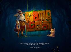 乌克兰Inkration工作室游戏LOGO设计欣赏