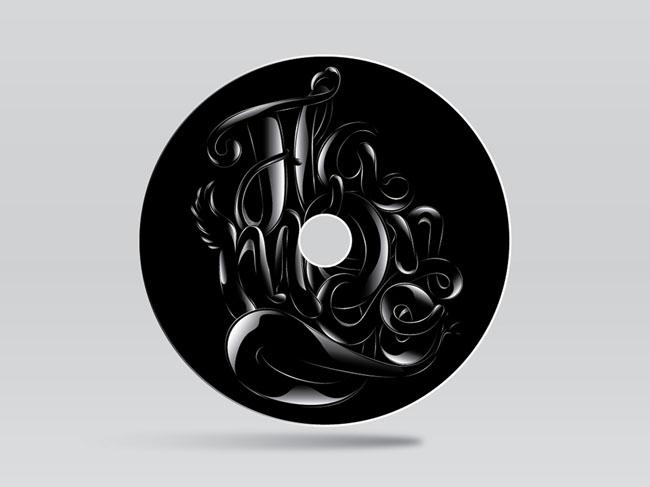国外设计师Jose Bernabe酷炫的字体设计(三)
