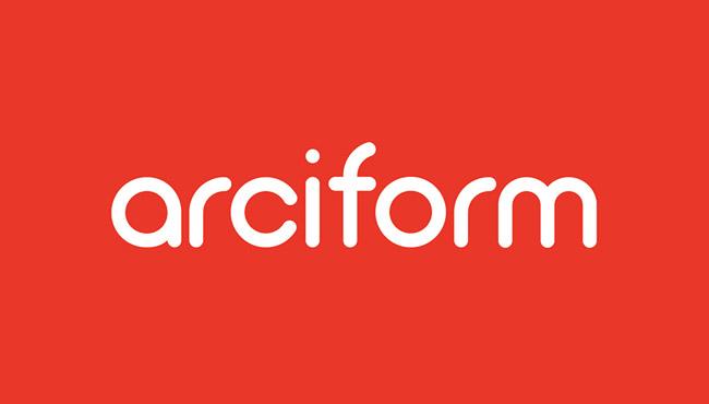 实用的Arciform英文字体设计