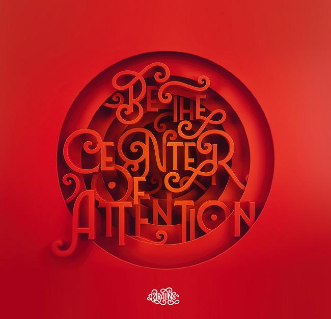 南非设计师Katt Phatt字体设计作品(一)