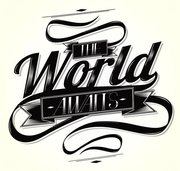 国外设计师Andrew Footit优秀字体设计欣赏(四)