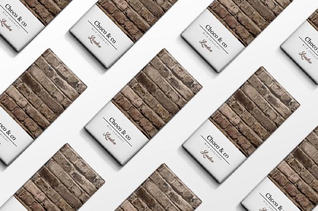 国外Choco & Co巧克力特别版包装设计欣赏