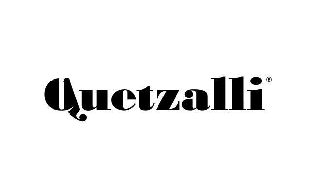 国外Quetzalli顶级龙舌兰酒品牌vi设计欣赏