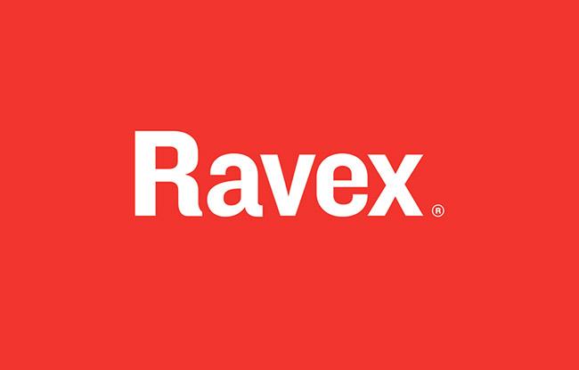 国外Ravex工业涂料与油漆品牌VI设计欣赏