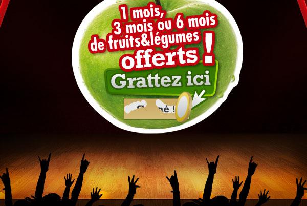 法国Supermarches游戏赛事红色版网站设计欣赏