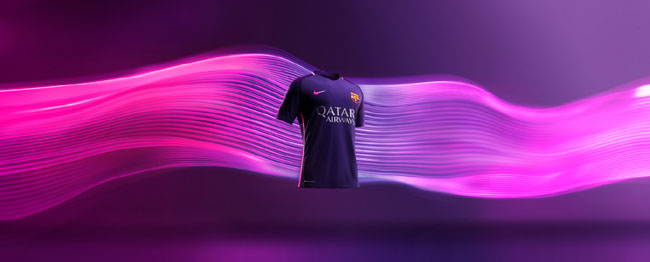 国外Nike Club Kits系列视觉设计