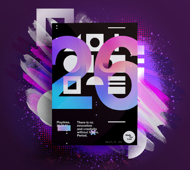 英国设计师Studio JQ工作室2017海报设计