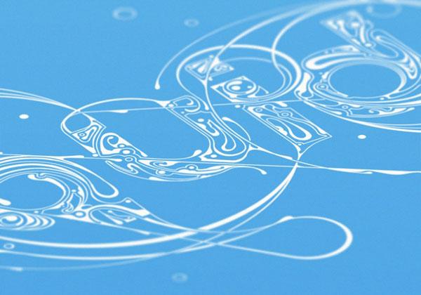 国外设计师AntonShilinets时尚字体设计NO.4