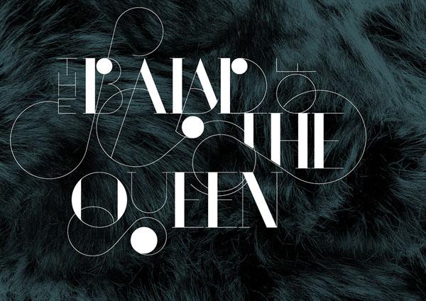 国外字体设计之Port时尚字体欣赏15P