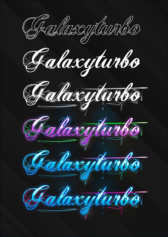 47例优秀精选国外字体设计作品欣赏(三)