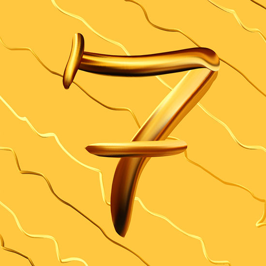 国外字体设计之36天字体项目创意设计(一)