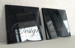 创意性正方形商务名片设计欣赏