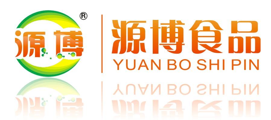 上海源博天然健康食品logo设计