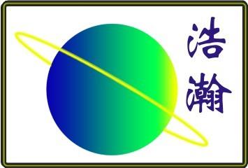 星球矢量logo设计