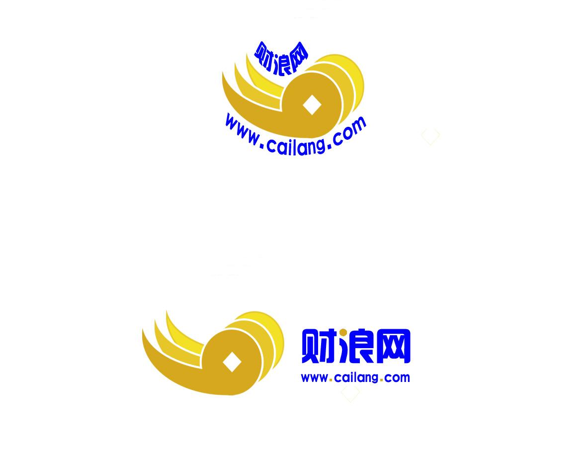 上海财浪网logo创意设计征集