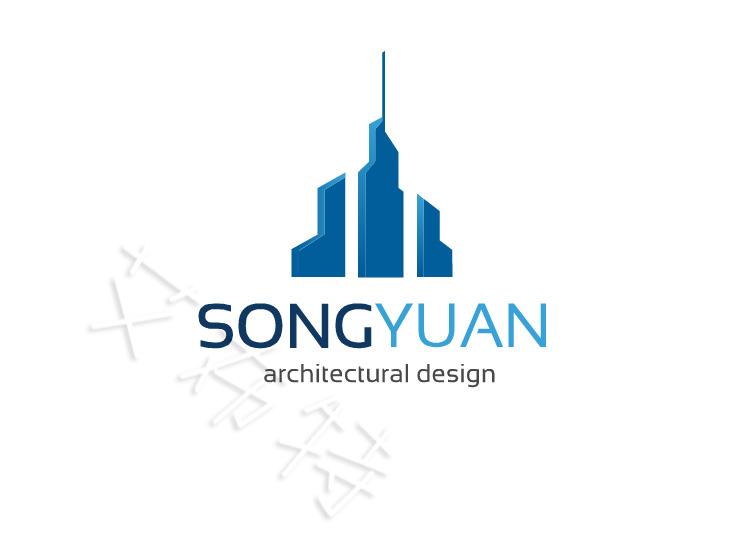 松原市征集建筑设计院logo设计
