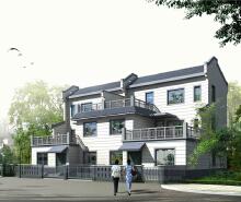 威客服务:[10975] 别墅、自建房设计