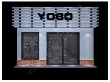 西班牙YOBO男服装店设计04