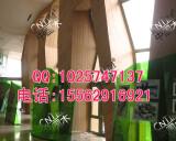 生态木吊顶效果图65*25方木吊顶healthy15562916921