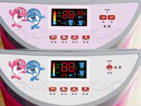 热水器显示屏设计