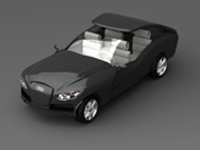 看图用犀牛建一汽车模型