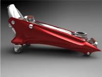 3TON铝顶工业设计
