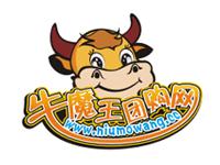 牛魔王团购网网站logo设计