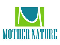 mothernature化妆品商标设计